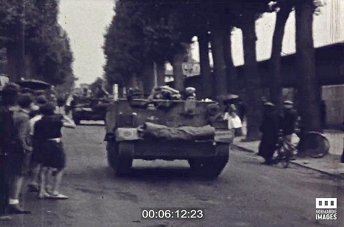 Libération Sotteville-lès-Rouen