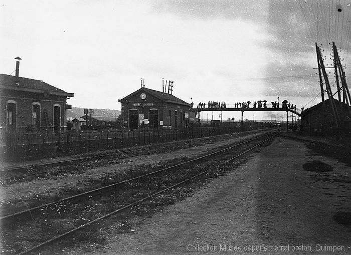 La gare de Sotteville-lès-Rouen (André Le Chat)