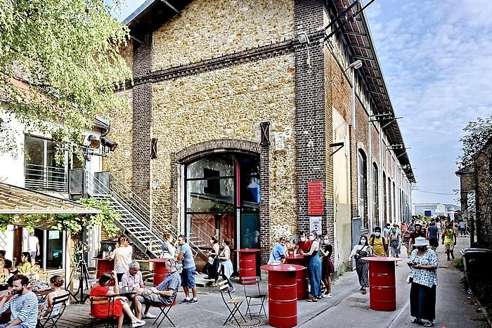 Journées du patrimoine L'Atelier 231 (Centre National des Arts de la Rue) à Sotteville-lès-Rouen