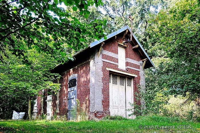 La porcherie de l'hospice de Sotteville-lès-Rouen