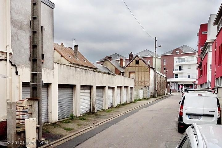 Rue Quesney à Sotteville-lès-Rouen