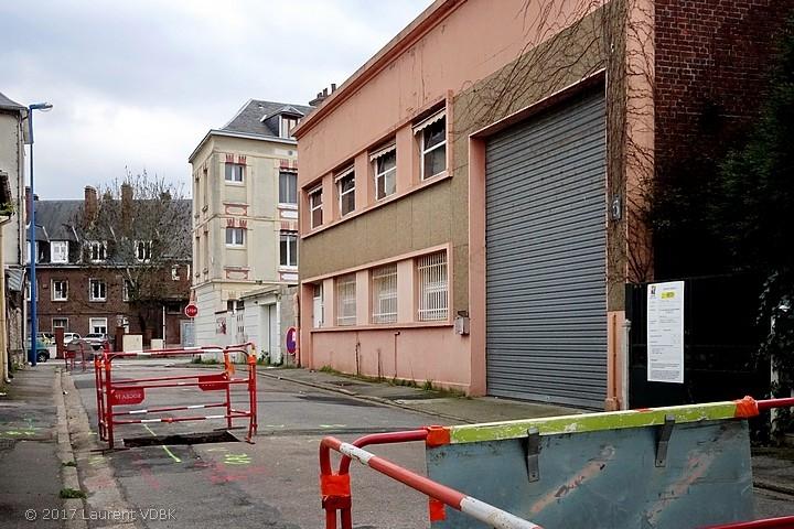 Rue Bugnot à Sotteville-lès-Rouen