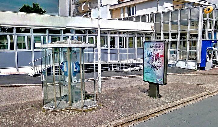La poste - Sotteville-lès-Rouen
