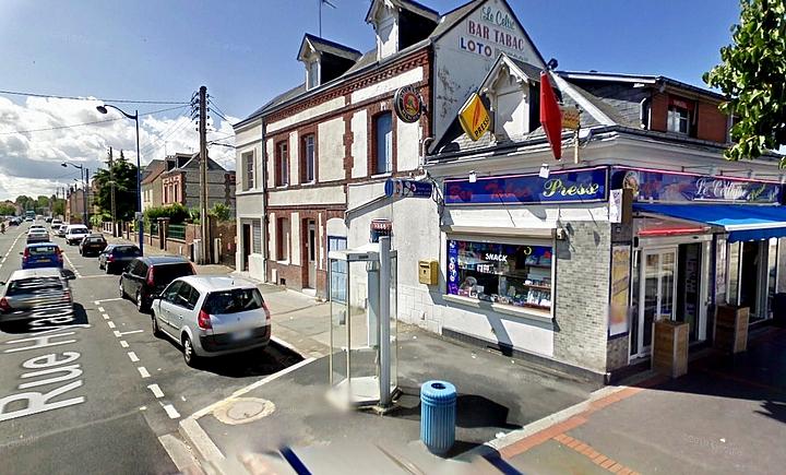 Rue Hyacinthe Ménagé - Sotteville-lès-Rouen