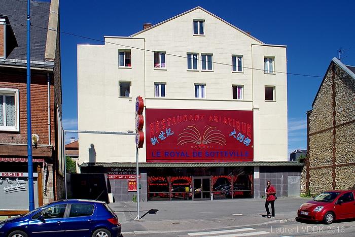 Cinéma Voltaire / Royal de Sotteville / Sotteville-lès-Rouen