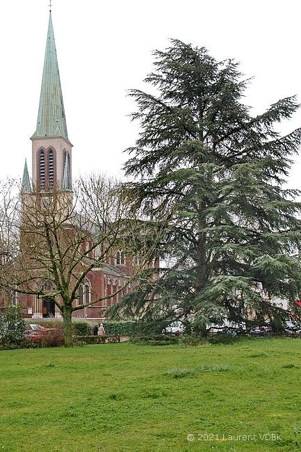 L'église Notre-Dame de l'Assomption à Sotteville-lès-Rouen