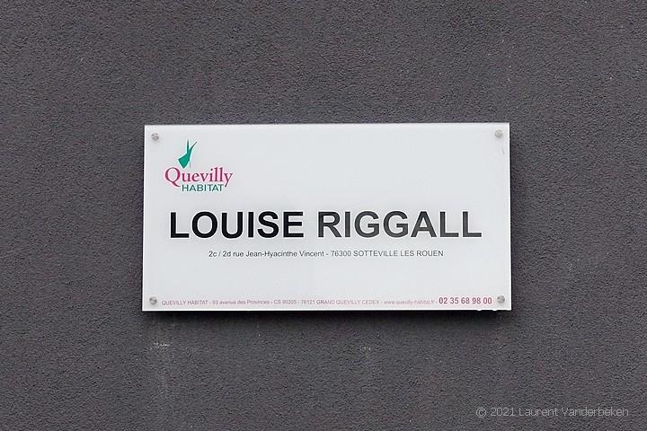 Résidence Louise Riggall à Sotteville-lès-Rouen