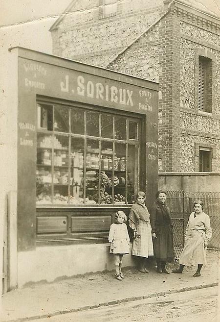 Café-Épicerie Sorieux, 9 rue Arthur Duval à Sotteville-lès-Rouen