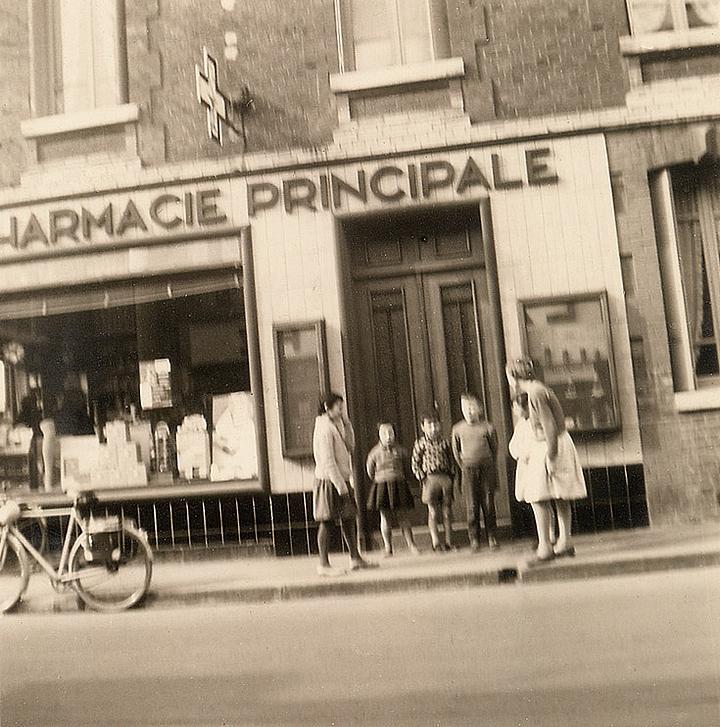 Pharmacie Principale rue de Paris à Sotteville-lès-Rouen