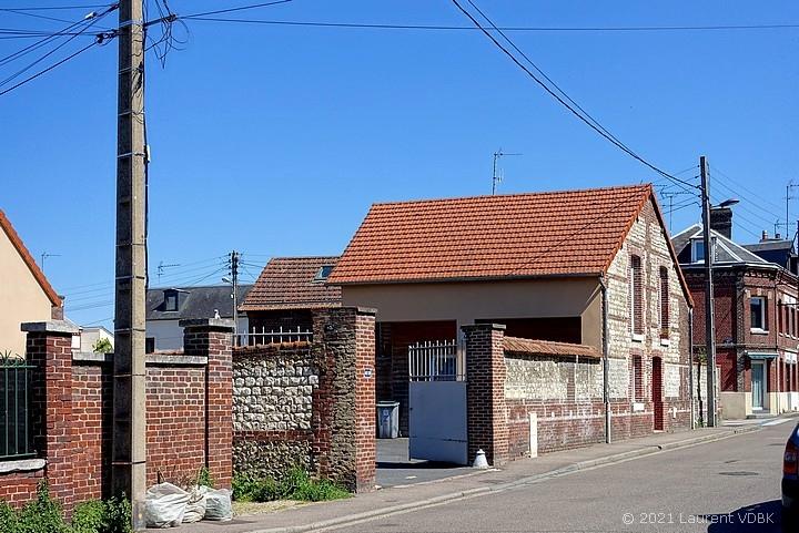 Le puits Feugère à Sotteville-lès-Rouen, une fois restauré