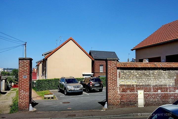 Résidence du Puits Feugère à Sotteville-lès-Rouen